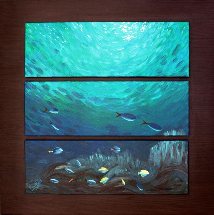 cuadro-Vida-marina