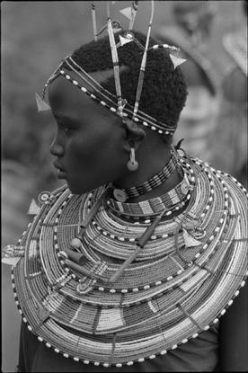 george rodger kenia 1979. Masai Moran ceremonia de la circuncisión.