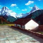 Machapuchare, la montaña sagrada