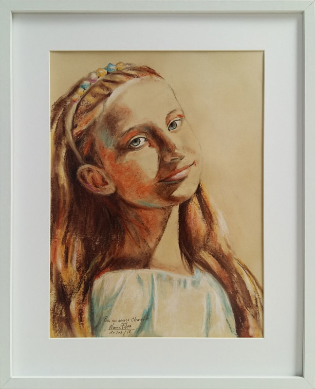retrato carmen