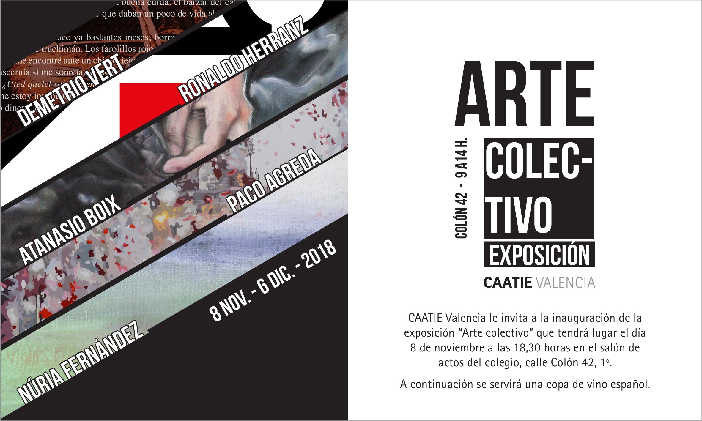 cartel arte colectivo